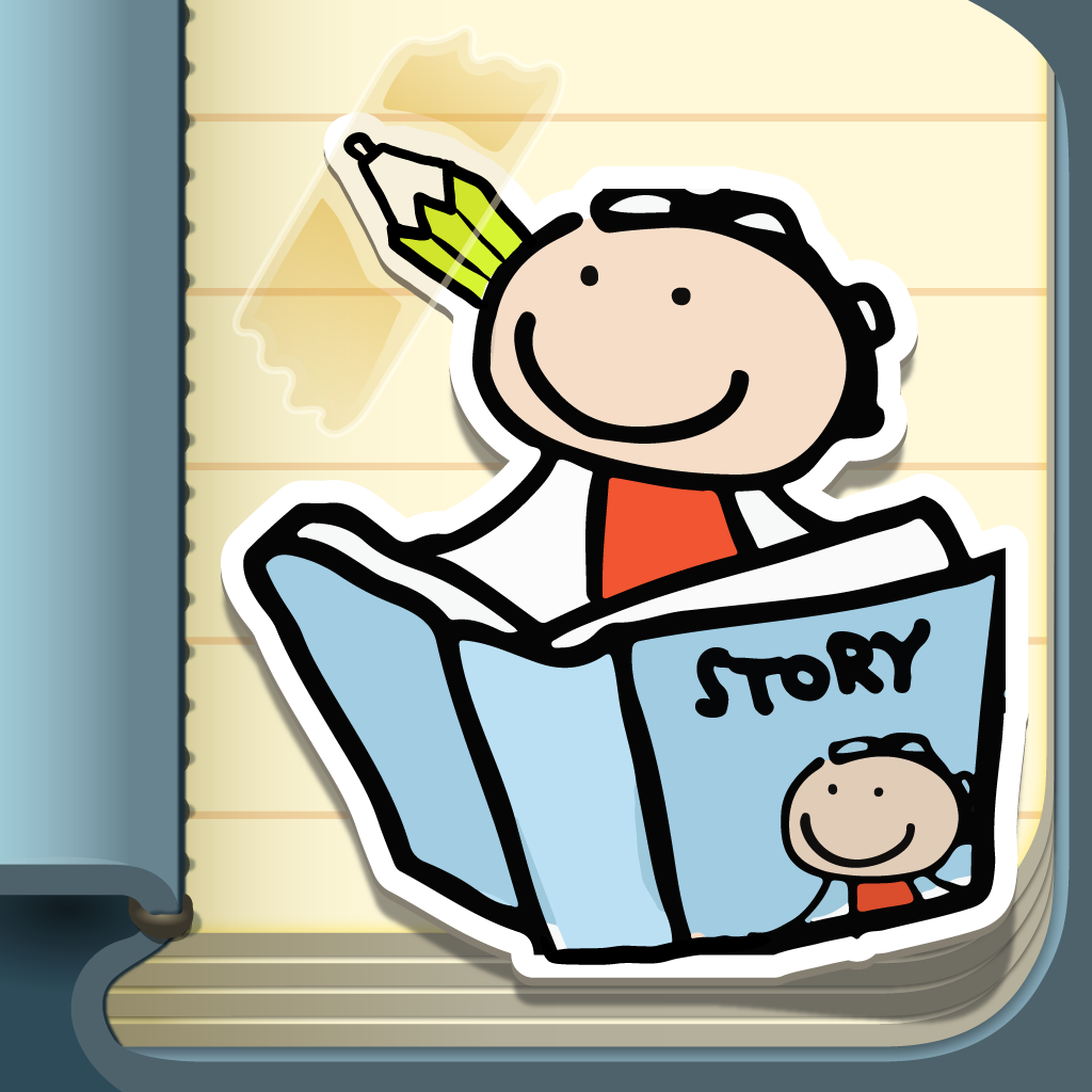 mzl.mzpelscs Kid in Story Book Maker by Locomotive Labs  Giveaway
